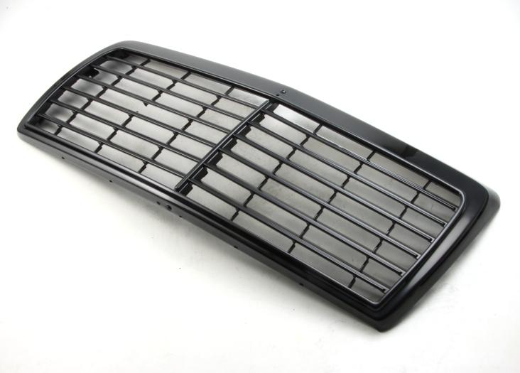 k hlergrill grill mercedes e klasse w124 86 93 schwarz ebay. Black Bedroom Furniture Sets. Home Design Ideas