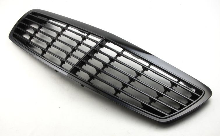 amg look k hlergrill grill frontgrill mercedes e klasse. Black Bedroom Furniture Sets. Home Design Ideas