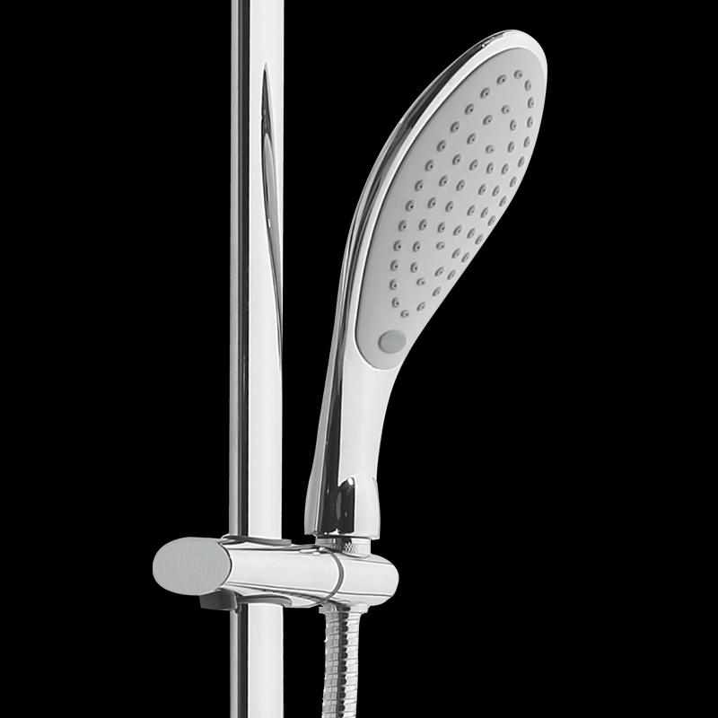 Antirutschmatte Dusche Meterware : Dusche Kopfbrause H?he : Dusch Set Duscharmatur Duschkopf Duschbrause